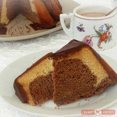 Kakaós kuglóf Kefir, Banana Bread, French Toast, Sweets, Cookies, Breakfast, Food, Candy, Crack Crackers