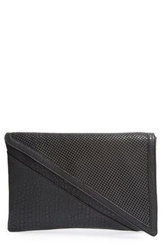 Leith Metal Mesh Clutch $47 | Nordstrom