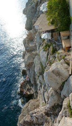 Buza Bar - Dubrovnik, Croatia