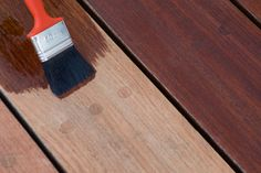 Maintaining an IPE wood surface can be made easy with proper IPE staining instructions. A quality IPE Wood Stain will enhance the beauty of your wood deck. Wood Deck Stain, Best Deck Stain, Deck Stain Colors, Hardwood Decking, Ipe Wood, Timber Deck, Deck Staining, Cool Deck, Diy Deck