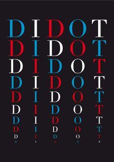 Manifesto font Didot