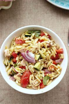 Kritharaki pasta recipes