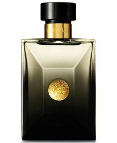 Versace Pour Homme Oud Noir Eau de Parfum Spray, 3.4 oz
