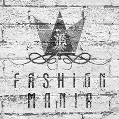 Logo dla Firmy Fashion Mania - branża odzieżowa
