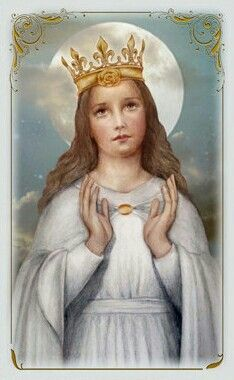 OUR LADY OF KNOCK Feast Day: August 21 Art Portraits of Saints