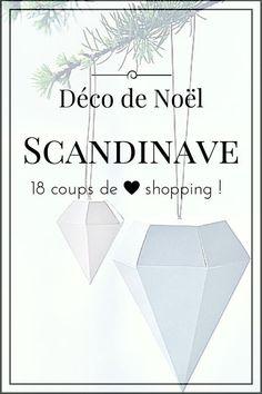 Décoration Noël Scandinave : 18 Coups de Cœur Shopping !