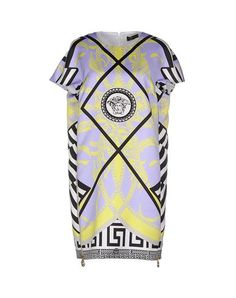 VERSACE Short Dress. #versace #cloth #dress