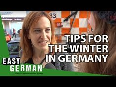 Tips for the winter in Germany