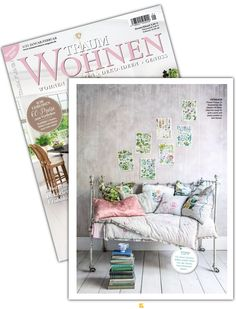 Suggestion about TRAUMWOHNEN 1/21 page 9 Picture Walls, 21st, Pillows, Colors, Homes, Tips, Picture Wall