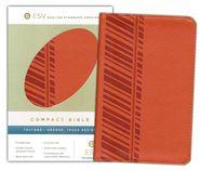 ESV Compact Bible, TruTone, Orange, Track Design$9.99