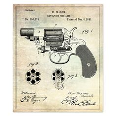 Permanent Link to Vintage Blueprints for Famous Inventions