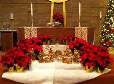 episcopal altar at christmas | Tulsa Gentleman: SOOC - Hallelujah, Christ is Born