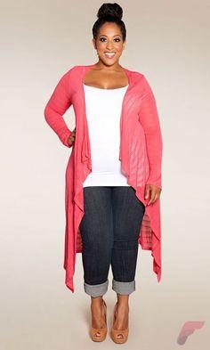 #plussize women's style