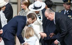 Los reyes Juan Carlos y Sofía, la reaparición de la princesa Sofia... en el 'Te Deum' en honor a Carlos Gustavo de Suecia - Foto 11