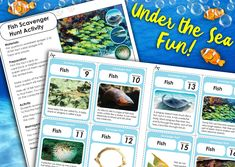 Make some waves this summer with from Browse through our collection today! Teacher Worksheets, Grammar Worksheets, Classroom Scavenger Hunt, Spelling Lists, Learning Resources, Math Games, Mammals, Hunting, Waves