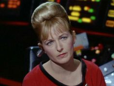 """Star Trek Palmer, Lieutenant (""""The Doomsday Machine"""")"""