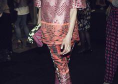 London Fashion Week, FW 2012