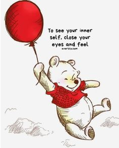 Winnie The Pooh Quotes - The Ultimate Inspirational Life Quotes - ❣love it. You are in the right place about Winnie The Pooh Quotes – The Ultimate Inspirational L - Winnie The Pooh Tattoos, Winnie The Pooh Drawing, Winnie The Pooh Pictures, Cute Winnie The Pooh, Winnie The Pooh Nursery, Winne The Pooh, Winnie The Pooh Quotes, Winnie The Pooh Friends, Cute Disney Wallpaper