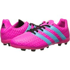 reputable site 39987 d8ab0 Adidas kids ace 16 4 fxg soccer toddler little kid big kid
