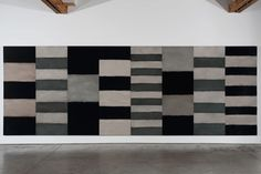 Exhibition of new paintings by Irish-born American artist Sean Scully opens at Cheim & Read