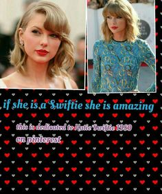 I HOPE you like it katie swiftie 1989