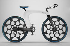 ncycle e-bike features integrated locking, folding and pocket systems