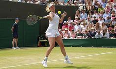 Wimbledon Women's Quarter Final – Preview & Prediction – Coco Vandeweghe Vs. Maria Sharapova (By ClutchOnandWin) http://worldinsport.com/wimbledon-womens-quarter-final-preview-prediction-coco-vandeweghe-vs-maria-sharapova/