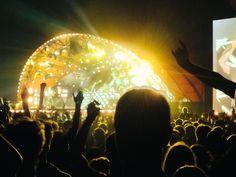 Roskilde Festival in Roskilde, Region Sjælland