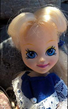 Vintage 1985 My Little Pony Megan doll MLP friend by RetroZombie74