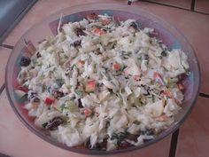 Como Preparar Ensalada Completa con Repollo, Cocina Tica