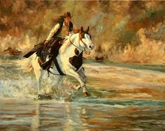 marìa cristina faleroni Proverbs 31, Western Art, Country Girls, Art Girl, Cowboys, Westerns, Words, Movie Posters, Painting