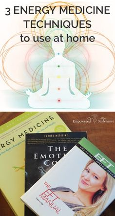 Easy, accessible energy medicine techniques to bring balance into your life. No experience required!