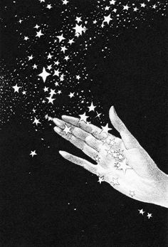 When you wish upon a star,   you're actually a few million years late.   The star is dead.   Just like your dreams.