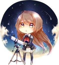 Yahisa's Starry Sky by LittleHoshi