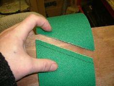 Make a sanding belt - DIY that works!