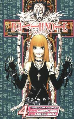 Death Note, Vol. 4: Love, By Tsugumi Oba. Call # 741.595 OBA VOL 4