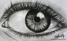 eye drawing tutorial: [link] pencils used: eye drawing Eyeball Drawing, Eye Pencil Drawing, Realistic Eye Drawing, Drawing Eyes, Human Drawing, Pencil Art, Pencil Drawings, Beautiful Drawings, Cool Drawings