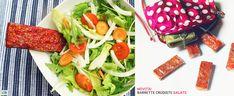 Barrette salate - Snack Crudista Igienista | Cucina BioEvolutiva