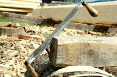 Obróbka drewna tradycyjnymi metodami i narzędziami Kruca Fuks Tools, Instruments