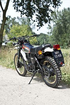 Yamaha XT500 1978 (Nick Kuijpers) Tags: yamaha xt500 xt 500 1978 photography nikon d800 motorbike motorcycle