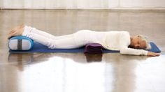 Learn About Restorative Yoga: Poses