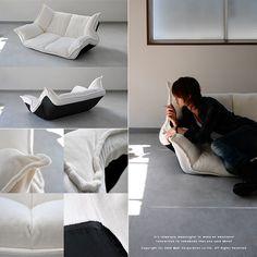 Rakuten: Floor sofa couch sofa sofa-bed low sofa Lycra inning sofa floor sofa legless chair BELLONA (Verona) floor sofa low sofa Lycra inning ■- Shopping Japanese products from Japan