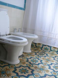 baños con mosaicos calcareos - Buscar con Google