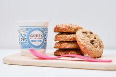 Fit Veronika: Ovesné sušenky s přichutí cookies and cream
