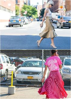 Semanas de Moda – Street Sytle de NY