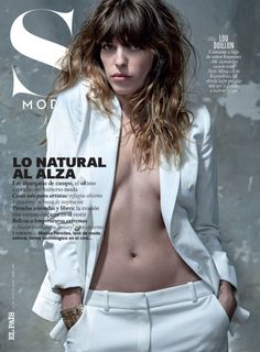NIRAVE S MODA CELEBRITIES LOU DOILLON - Esther Almansa