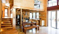 5 stijlvolle hutten om te ontsnappen aan de dagelijkse sleur