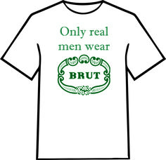 For real men. Available from www.bsx-custom.myshopify.com Custom Tees, Real Men, Menswear, How To Wear, Custom Made T Shirts, Men Wear, Men's Clothing, Men's Fashion