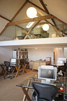 beautiful workspace