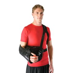 Alimed Shoulder Immobilizer Contoured Abduction Pillow